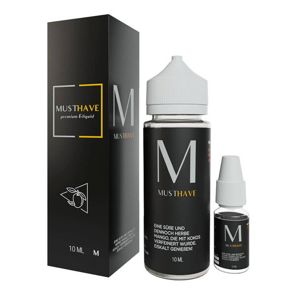 M - Must Have Aroma - 10ml