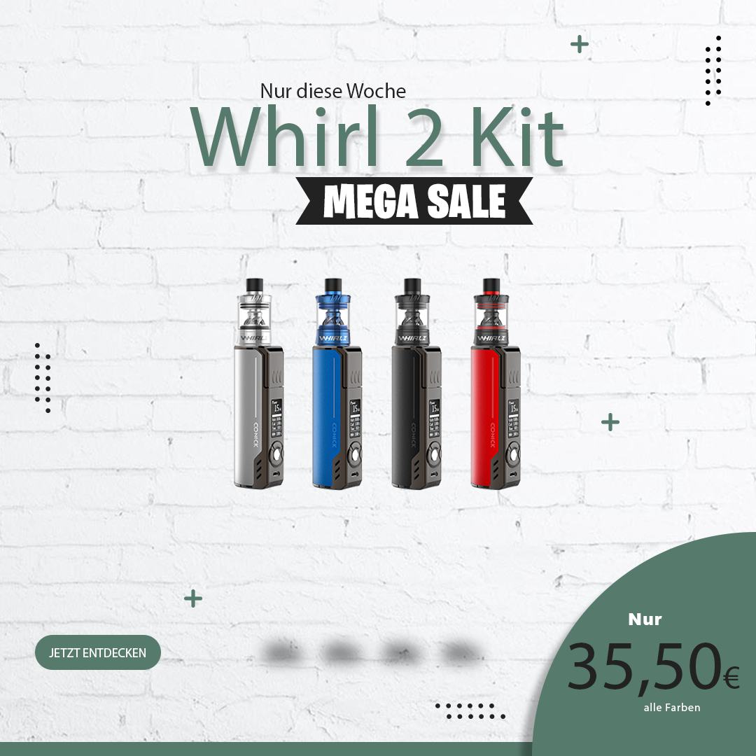 Whirl 2 Kit Sale