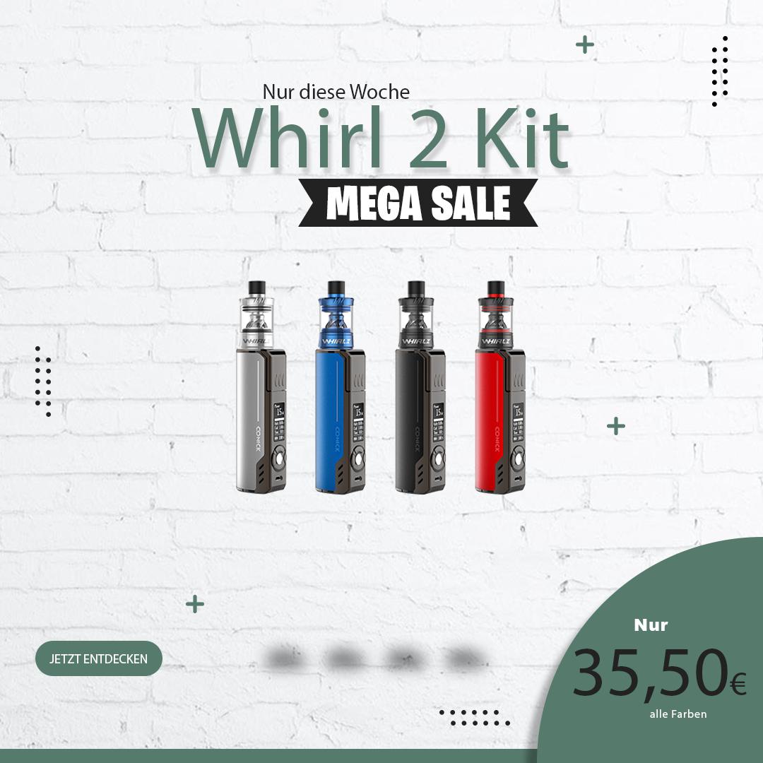 Mega sale Whirl 2 Kit